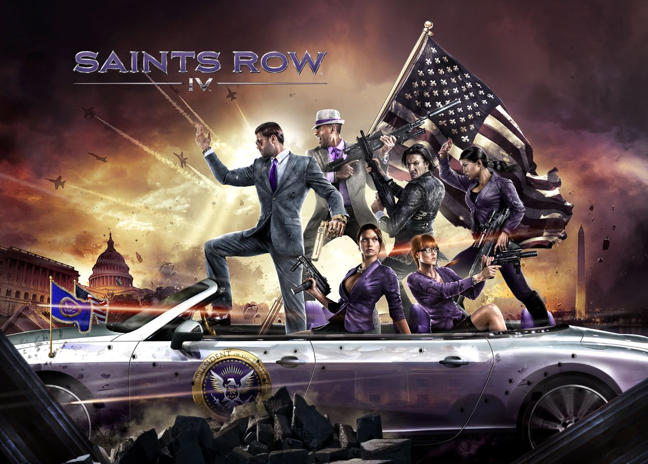 Saints Row IV : 7 minutes délirantes